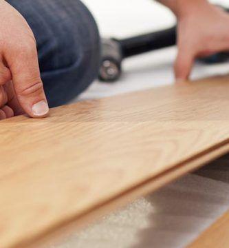 Instalar un parquiet en una sola habitación puede ser sencillo.