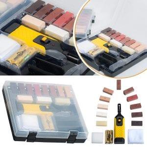 Kit de reparación de arañazos en suelso laminados