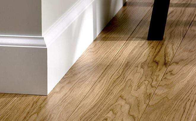Parquet de madera de roble marca quick step