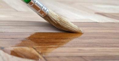 Mantener y reparar parquet y laminado