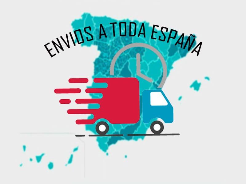 envíos de la fábrica del parquet a toda España